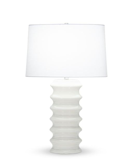 Downey Table Lamp (Light Grey) - FlowDecor | Trovati