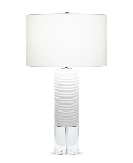 Bermuda Table Lamp (White) - FlowDecor | Trovati