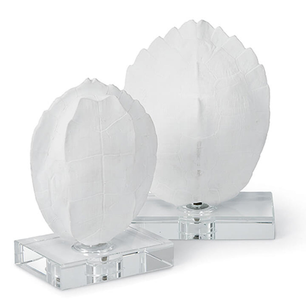 Regina Andrew Design Turtle Shells on Crystal Set of 2 - Trovati