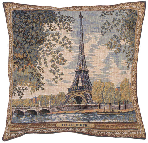 Tour Eiffel Pillow - Jules Pansu