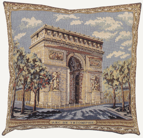Arc de Triomphe Pillow - Jules Pansu