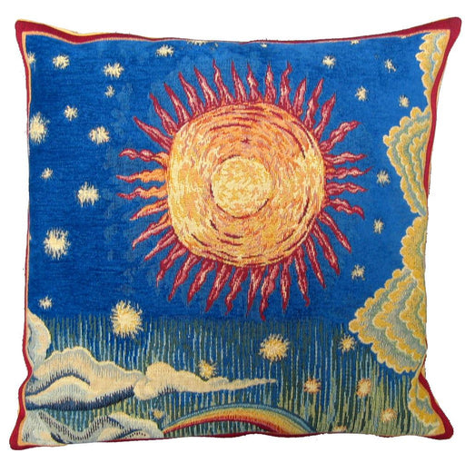 Été Decorative Pillow - Jules Pansu - Trovati