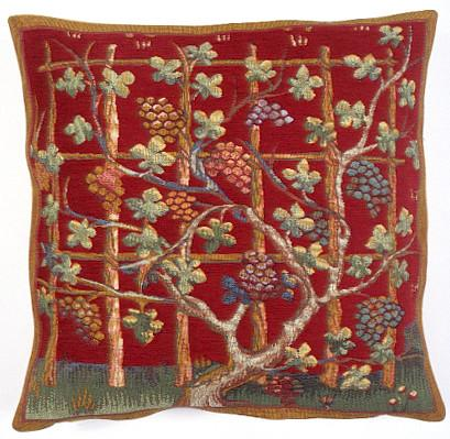Automne Decorative Pillow - Jules Pansu - Trovati