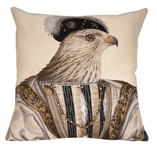 François Beige Decorative Pillow - Jules Pansu - Trovati