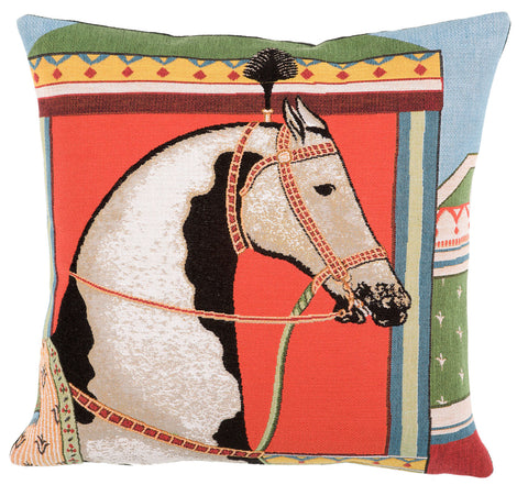 Pondichery Pillow - Jules Pansu