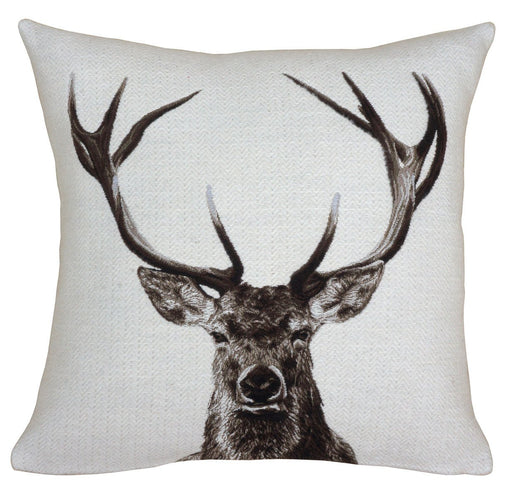 Bois Dormant Beige Decorative Pillow - Jules Pansu - Trovati