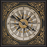 Compass Print - Direction of your Dreams - Trovati