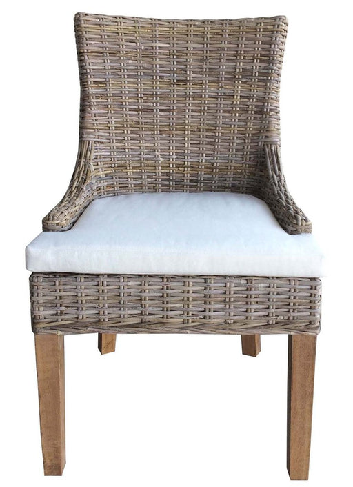 Padma's Plantation Alfresco Dining Chair Kubu - S/2 - Trovati