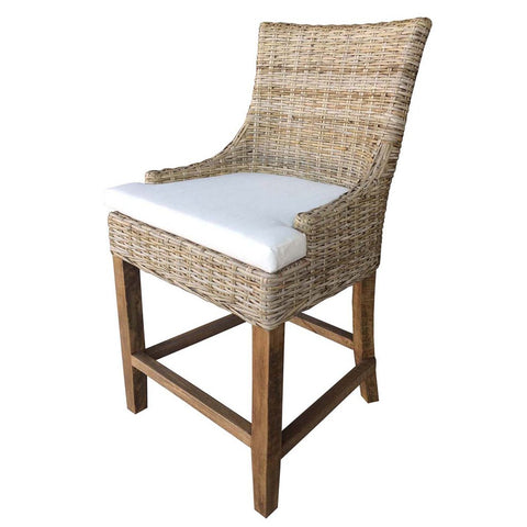 Padma's Plantation Alfresco Counter Stool Kubu