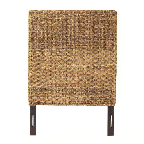 Padma's Plantation Basketweave Headboard - Queen
