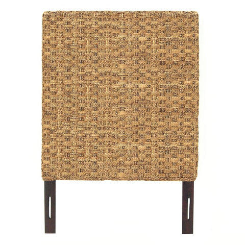 Padma's Plantation Basketweave Headboard - Twin