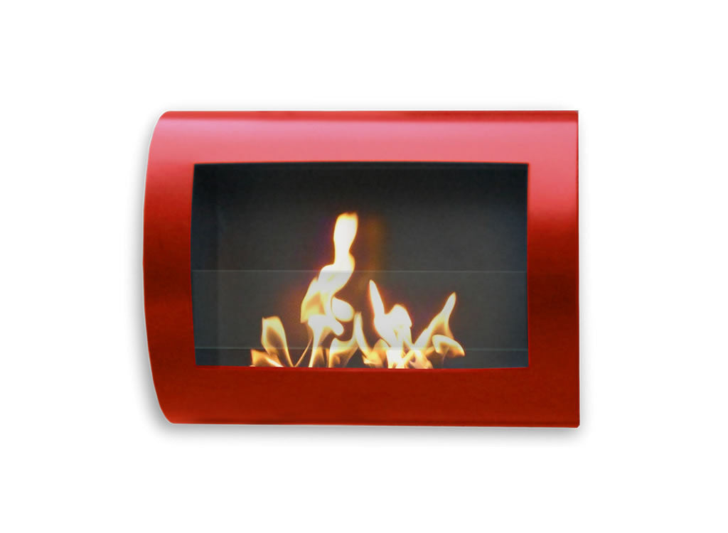 Anywhere Fireplace - Chelsea Bio-Ethanol Wall Fireplace - Trovati