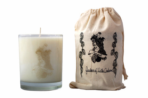 Trovati Soy Wax Candle - Gardens of Villa Cimbrone