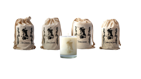 Trovati Soy Wax Candle Collection