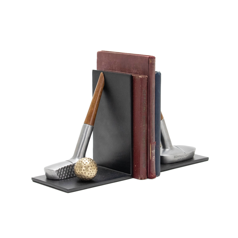 Golf Bookends - Pendulux | Trovati Studio