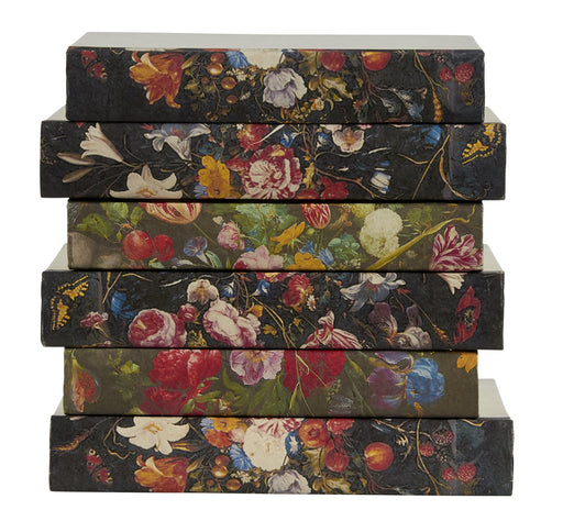 Flemish Florals Decorative Books | E.Lawrence Ltd | Trovati Studio