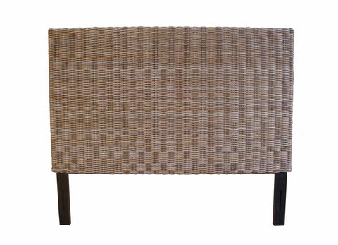 Padma's Plantation Kubu Weave Headboard - Queen