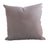 Trovati Decorative Pillow - Velvet Bari Sunset Orange  - 2