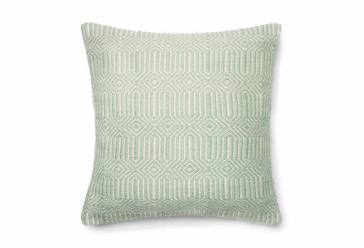 Loloi Equilibrium Indoor Outdoor Pillow - Multicolored  - 1
