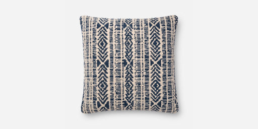 loloi p0678 pillow blue
