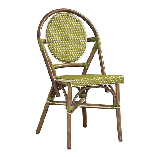 Padma's Plantation Paris Bistro Chair - Green S/2 - Trovati