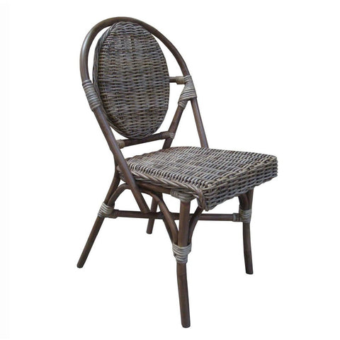 Padma's Plantation Paris Chair Kubu S/2