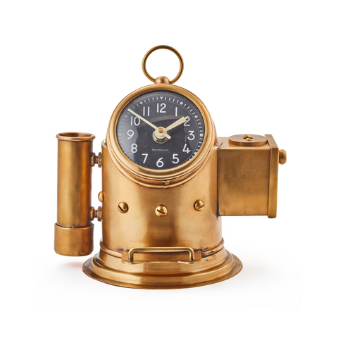 Pendulux Pilot House Table Clock