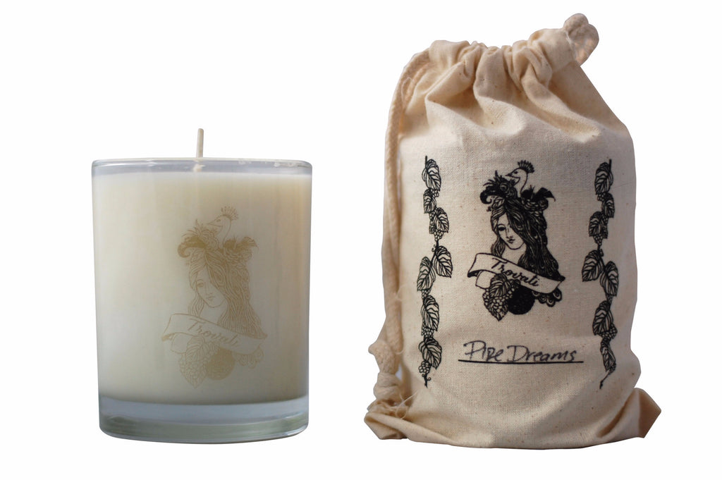 Trovati Soy Wax Candle - Pipe Dreams