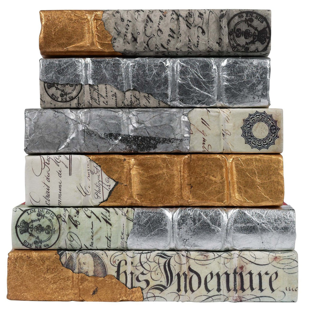 Relic Collection Decorative Books | E.Lawrence Ltd | Trovati Studio
