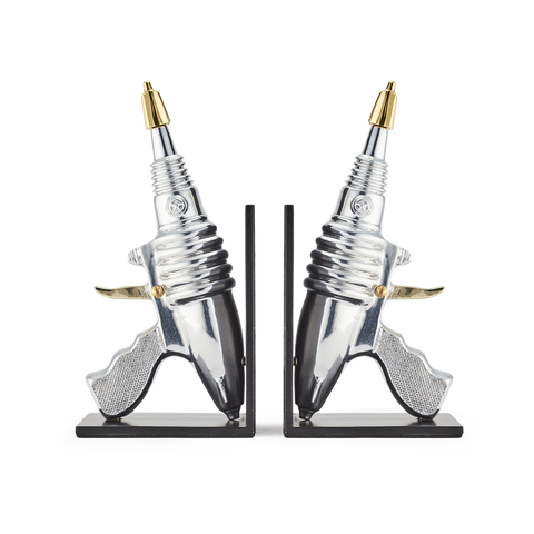 Pendulux Ray Gun Bookends