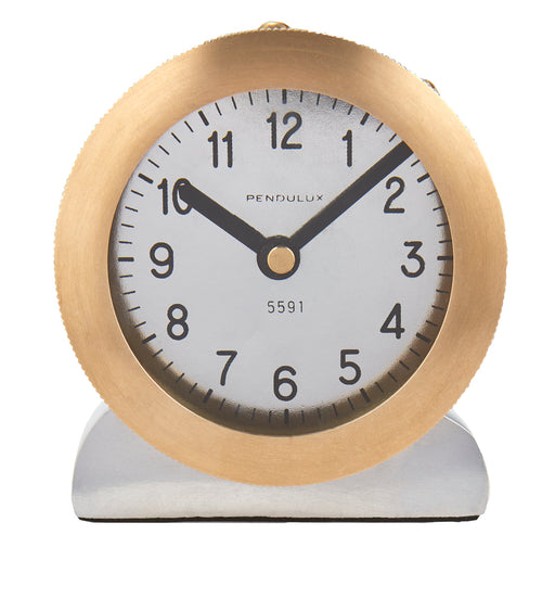 Royce Table Clock | Pendulux | Trovati Studio