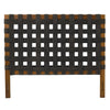 Padma's Plantation Seagrass Open Weave Headboard - King - Trovati
