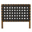 Padma's Plantation Seagrass Open Weave Headboard - Twin - Trovati