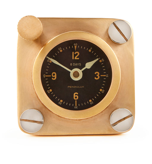 Spitfire Table Clock | Pendulux | Trovati Studio
