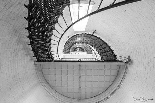 Lighthouse Staircase - Photo Print - Palm Valley Imaging | Trovati Studio