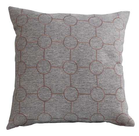 Trovati Charcoal Decorative Pillow