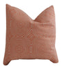 Trovati Decorative Pillow - Chevron Orange  - 2