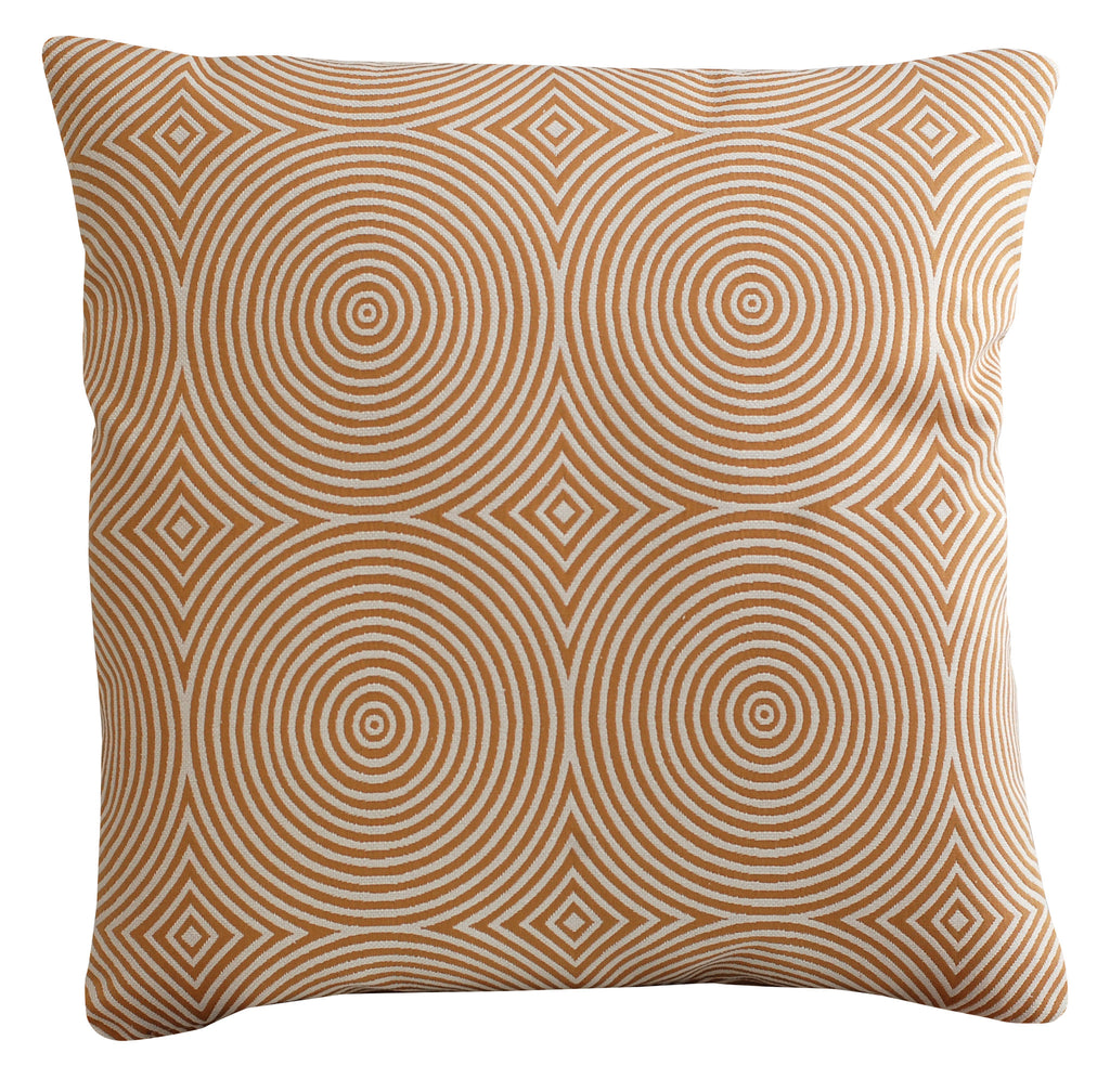 Trovati Decorative Pillow - Chevron Umber  - 1