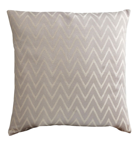 Trovati Natural Chevron Decorative Pillow
