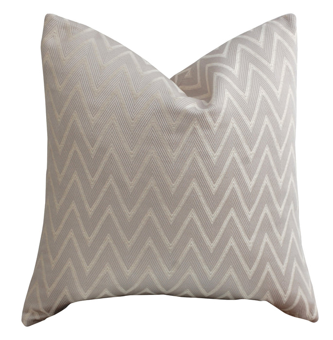Trovati Decorative Pillow - Trend Chevron Natural  - 2