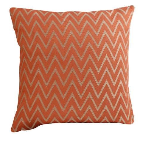 Trovati Spice Chevron Decorative Pillow