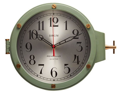 U-Boat Wall Clock