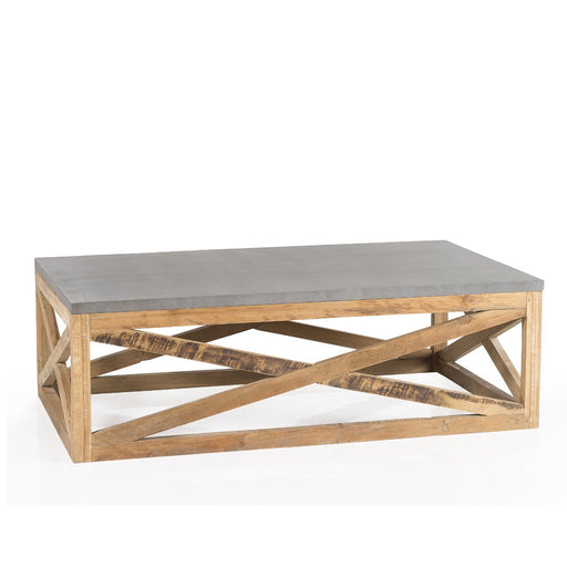 Padma's Plantation Valencia Coffee Table - Trovati