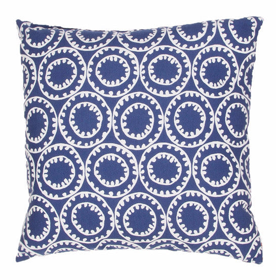 Jaipur Ring A Bell Outdoor Pillow- Twilight - Trovati