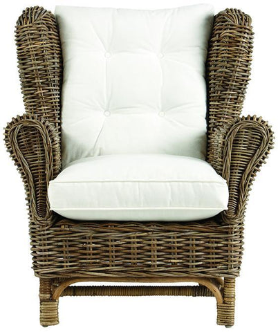 Padma's Plantation Kubu Wing Chair