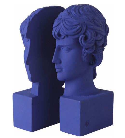 SOPHIA Antinoos Ceramic Bookends  - 2