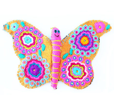 Eleven Design Studio Wool Butterfly Twoolies