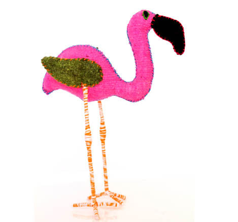 Eleven Design Studio Wool Flamingo Twoolies