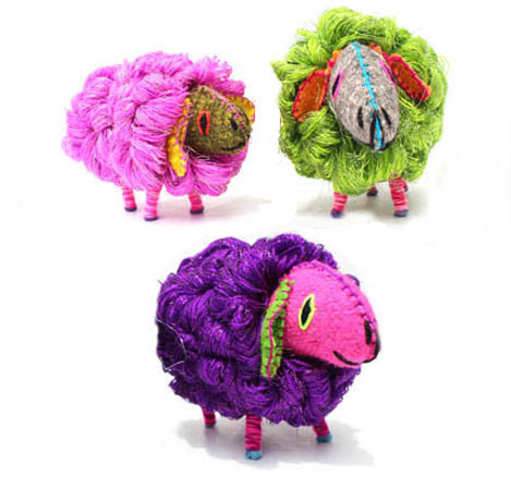 Eleven Design Studio Wool Glittering Sheep Twoolies - Trovati