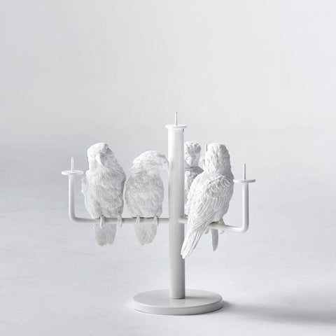 Haoshi Parrot x Candle Holder- 4 Parrots